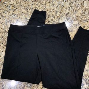 Old navy stretchy skinny pants, thick waistband!